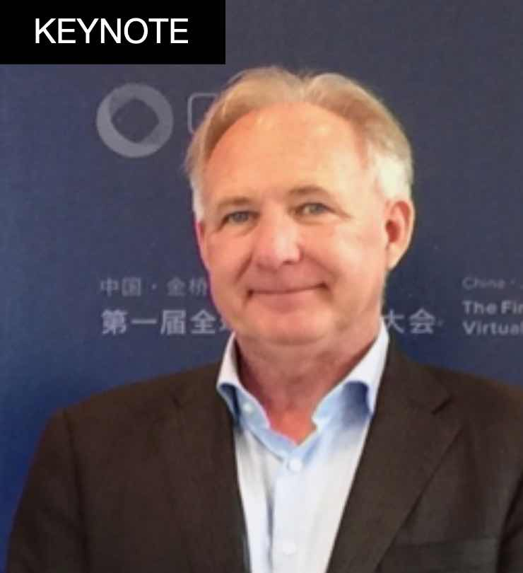 KEYNOTE: Virtual Reality and Healthcare: The Past, The Present and The Future